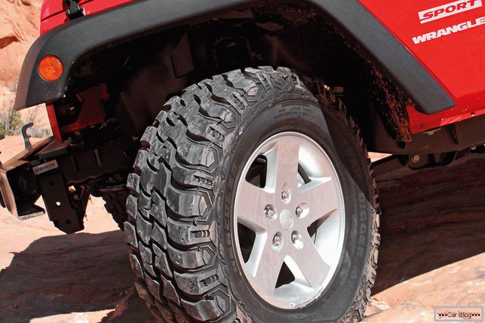 upoznavanje automobilskih guma